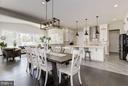 Opulent kitchen/sunroom/breakfast area - 5694 COLCHESTER RD, CLIFTON