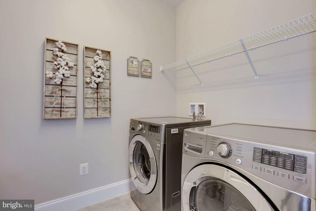 Laundry Room - 5694 COLCHESTER RD, CLIFTON