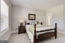 Bedroom w/ en-suite bath - 5694 COLCHESTER RD, CLIFTON