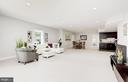 Finished lower level - 5694 COLCHESTER RD, CLIFTON