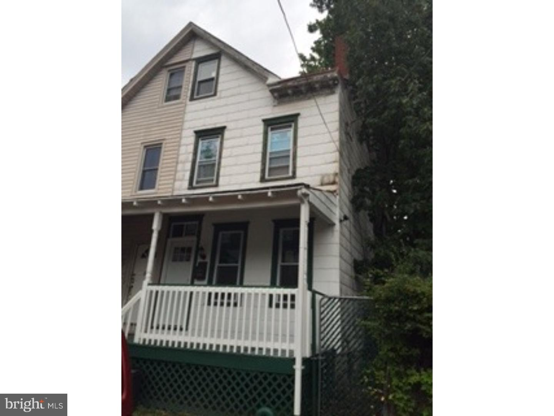 Single Family Homes 為 出租 在 Trenton, 新澤西州 08629 美國