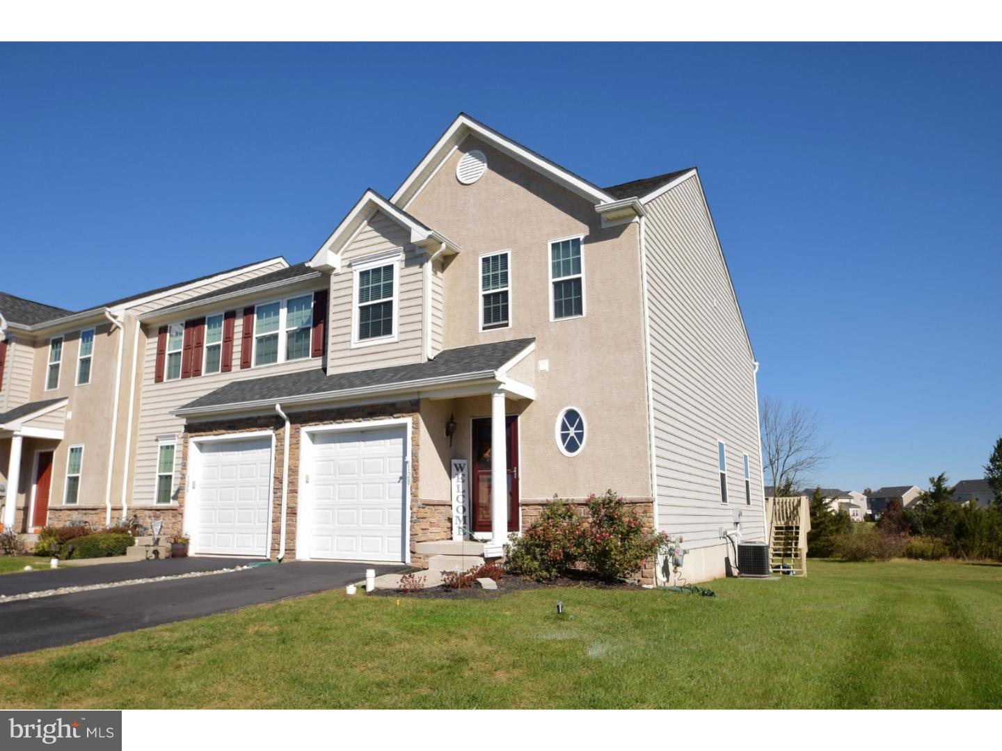 Photo of home for sale at 128 Crooked Lane, Gilbertsville PA