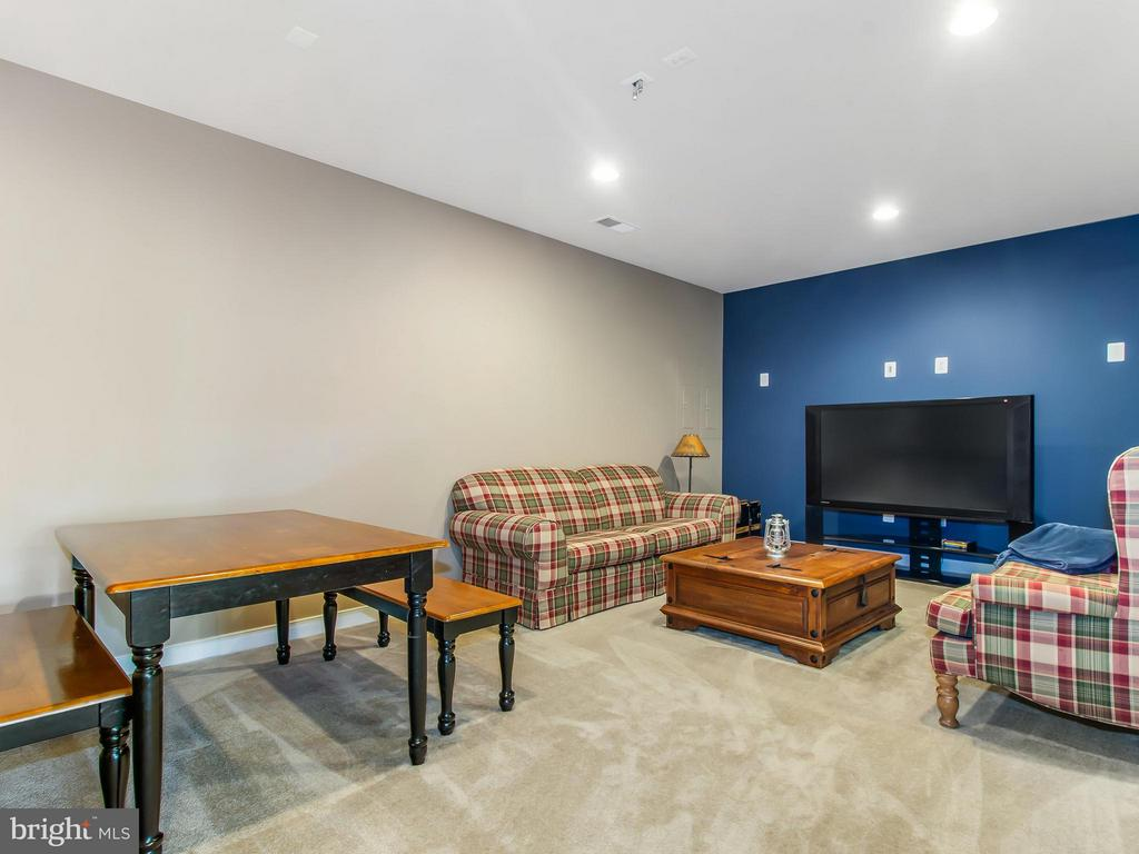 Theater Room (Prewired for Sound) - 6 SIGNAL WAY, STAFFORD