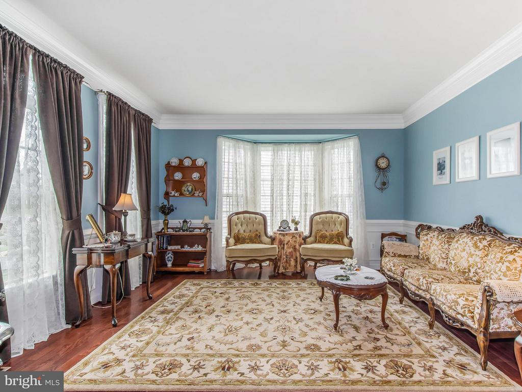 Living Room - 6 SIGNAL WAY, STAFFORD