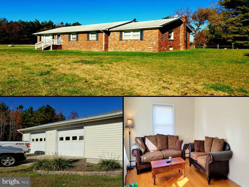 Single Family for Sale at 21987 Mattaponi Trl Milford, Virginia 22514 United States