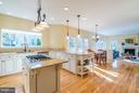 Custom Lighting and Upgraded Cabinets - 20660 PARKSIDE CIR, STERLING