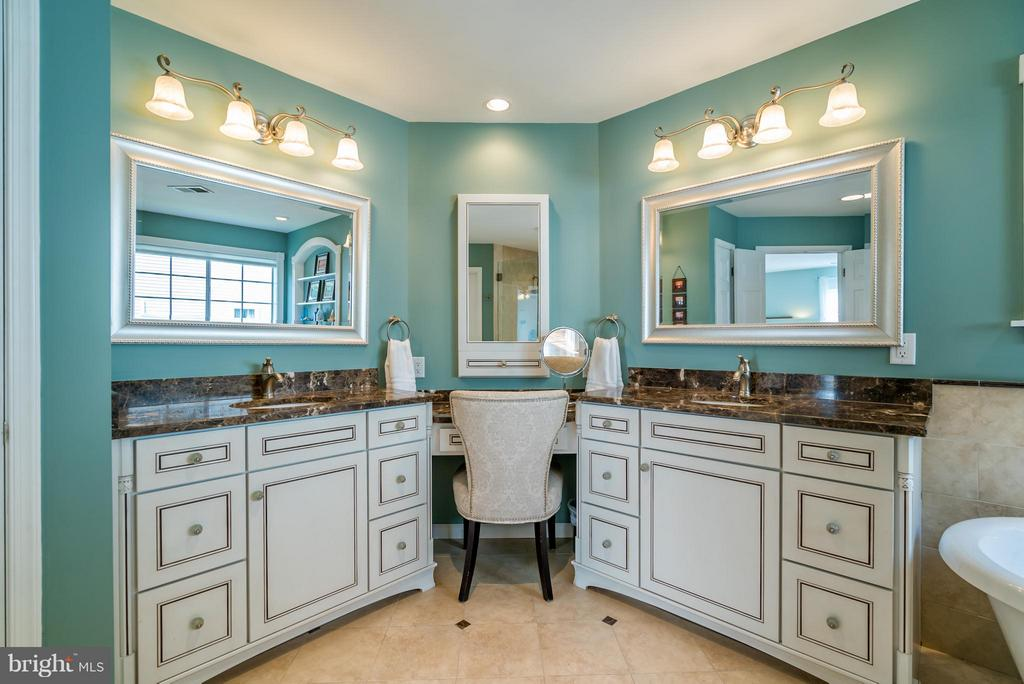 The Kardashians would be jealous of this Bathoom - 20660 PARKSIDE CIR, STERLING