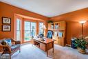 HUGE Home Office with tons of natural light - 20660 PARKSIDE CIR, STERLING
