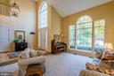 Open Formal Living Room - 20660 PARKSIDE CIR, STERLING