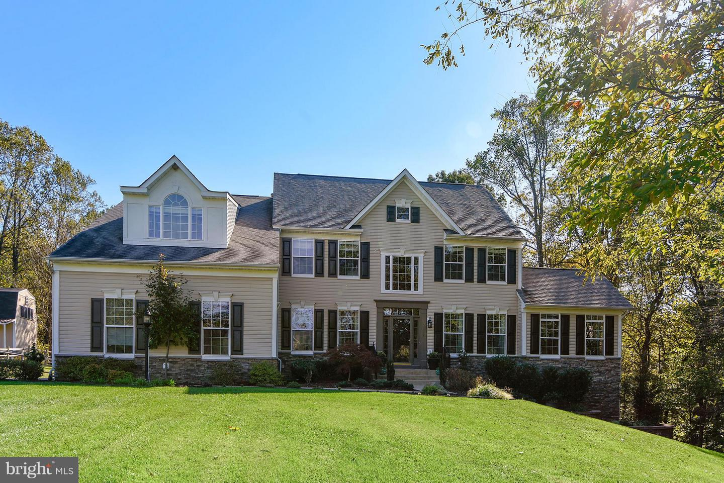 Single Family for Sale at 17266 Flint Farm Dr Round Hill, Virginia 20141 United States