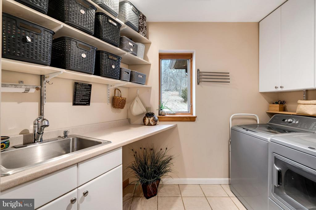 Main Laundry Room - plus a 2nd in the Lower Level - 23 FISHHAWK PASS LN, FLINT HILL