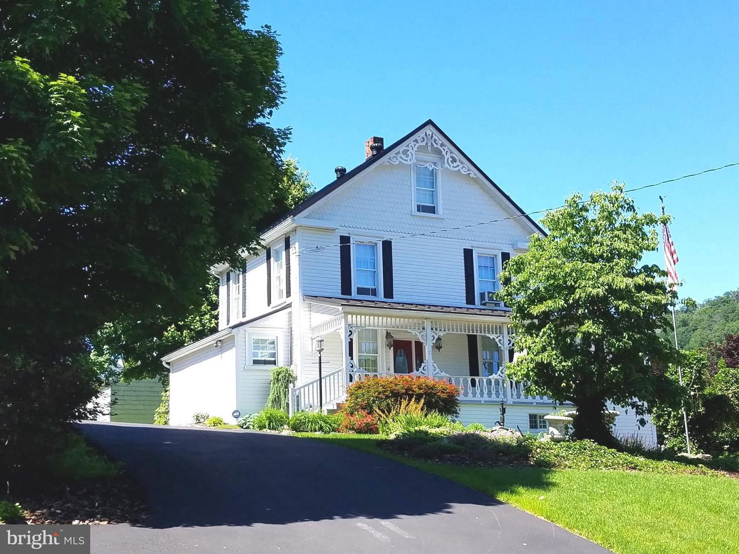 Single Family for Sale at 34 Greenway Dr Berkeley Springs, West Virginia 25411 United States