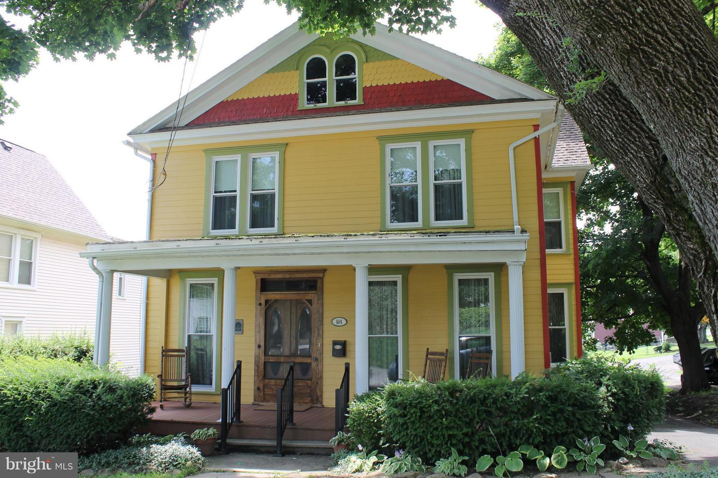 Photo of home for sale at 64 College Avenue W, Frostburg MD