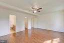 In-Law Suite w/Walk-in Closet - 1341 GORDON LN, MCLEAN