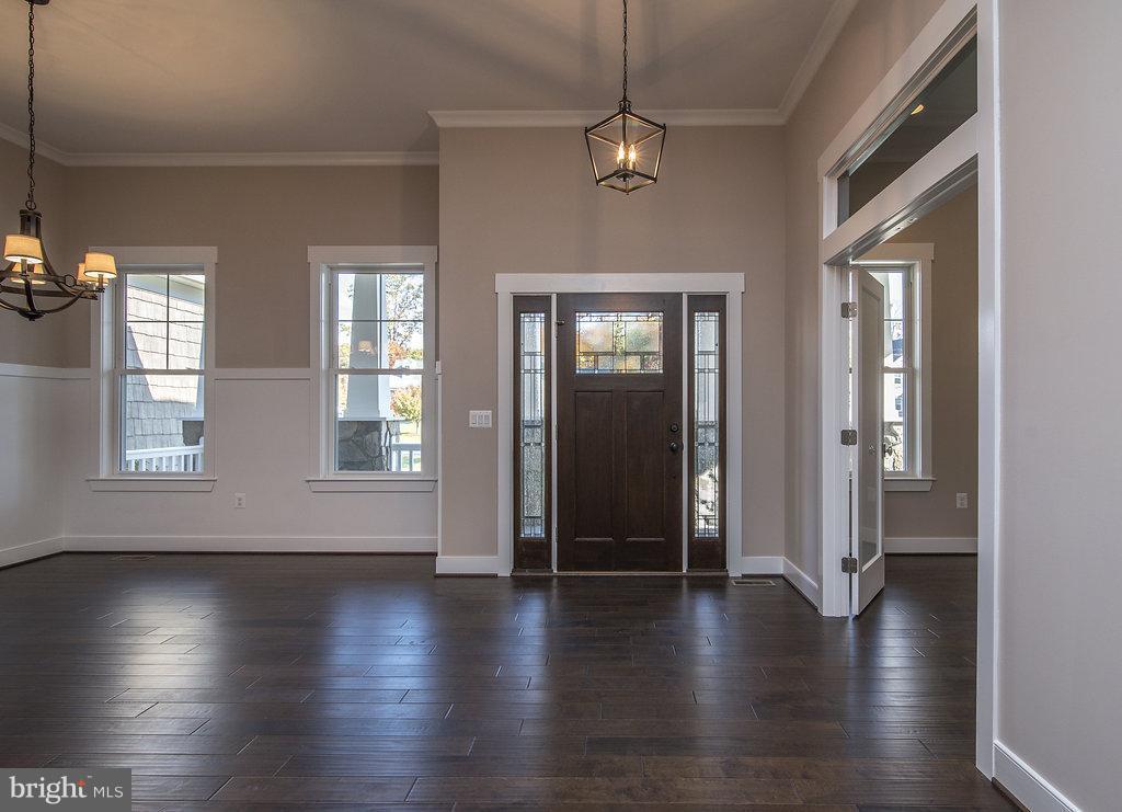 Gorgeous Engineered Hardwood Flooring - 10918 COBBLE RUN, SPOTSYLVANIA