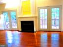 Family Room - 5901 COLCHESTER RD, FAIRFAX