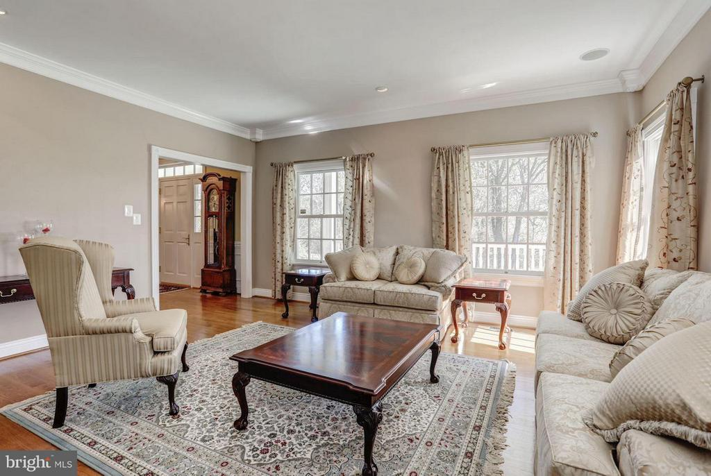 Living Room - 12717 HARPERS FERRY RD, PURCELLVILLE