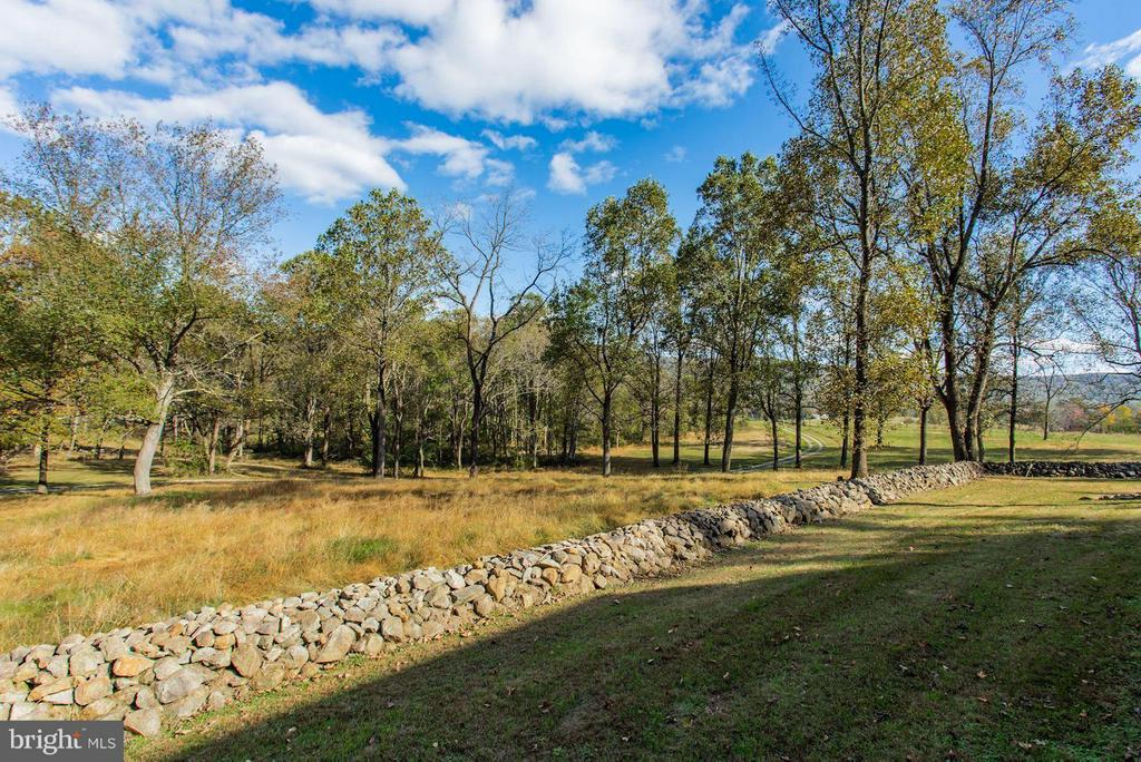 Extensive Stone Walls with Endless Views - 12717 HARPERS FERRY RD, PURCELLVILLE