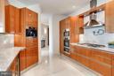 Pristine Kitchen w/High End Cabinetry - 1881 N NASH ST #2102, ARLINGTON
