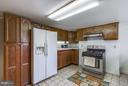 Kitchen - 3667 WOLFTOWN HOOD RD, MADISON