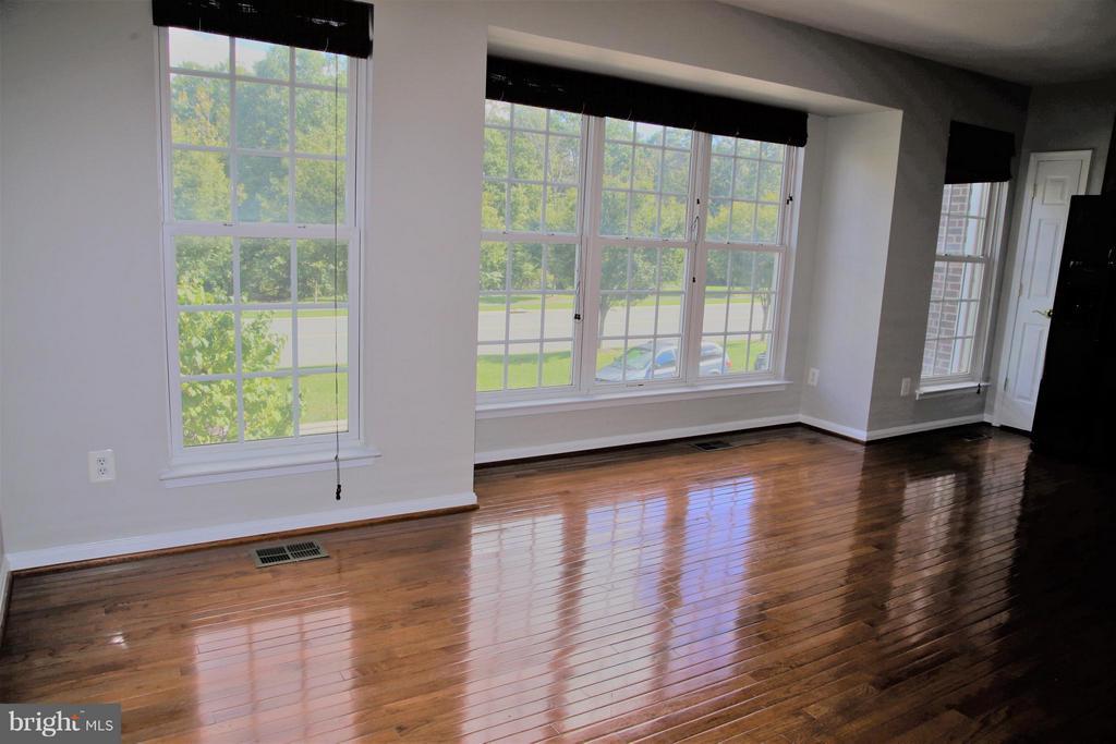 Large windows let in plenty of morning light! - 24643 CLOCK TOWER SQ, ALDIE