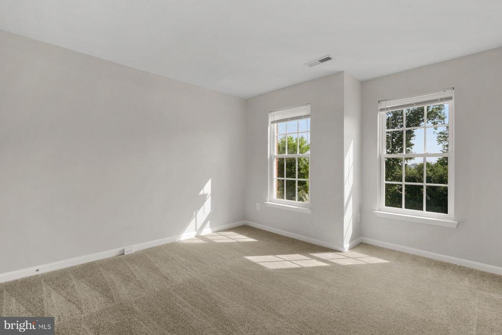 2nd Bedroom with plenty of light - 24643 CLOCK TOWER SQ, ALDIE