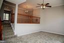 Looking towards Dining Room and Kitchen - 24643 CLOCK TOWER SQ, ALDIE