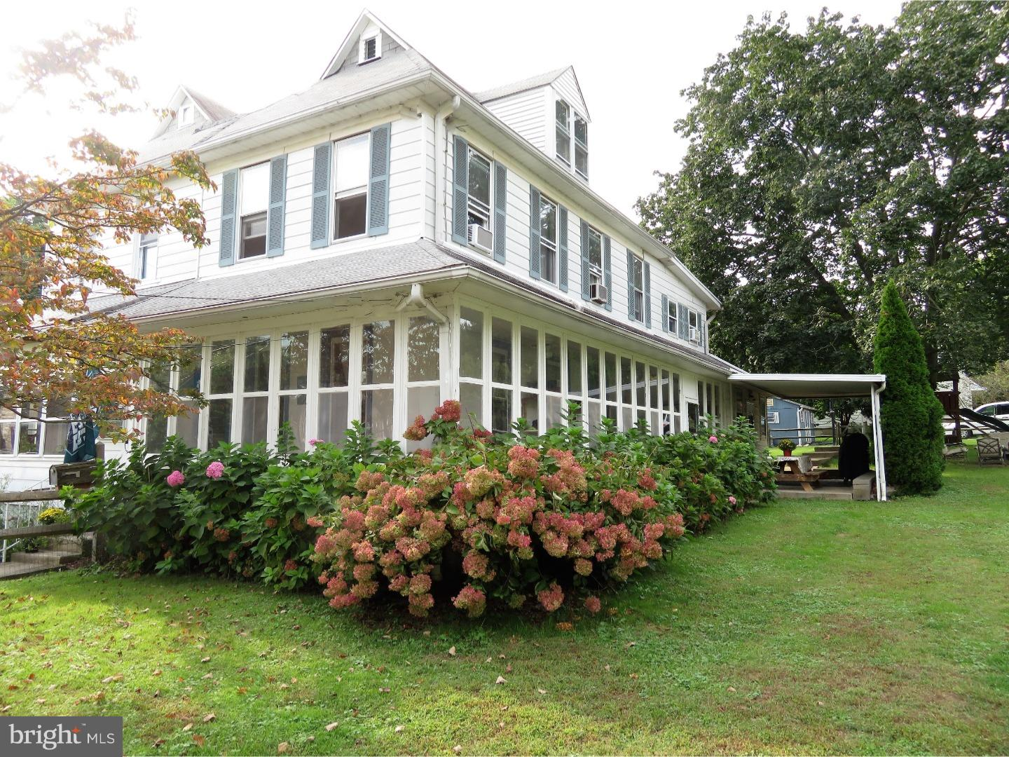 Photo of home for sale at 4049 Center Avenue, Lafayette Hill PA