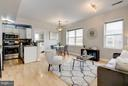 Top Floor, Corner, 2Bed+1Bath - 330 RHODE ISLAND AVE NE #307, WASHINGTON
