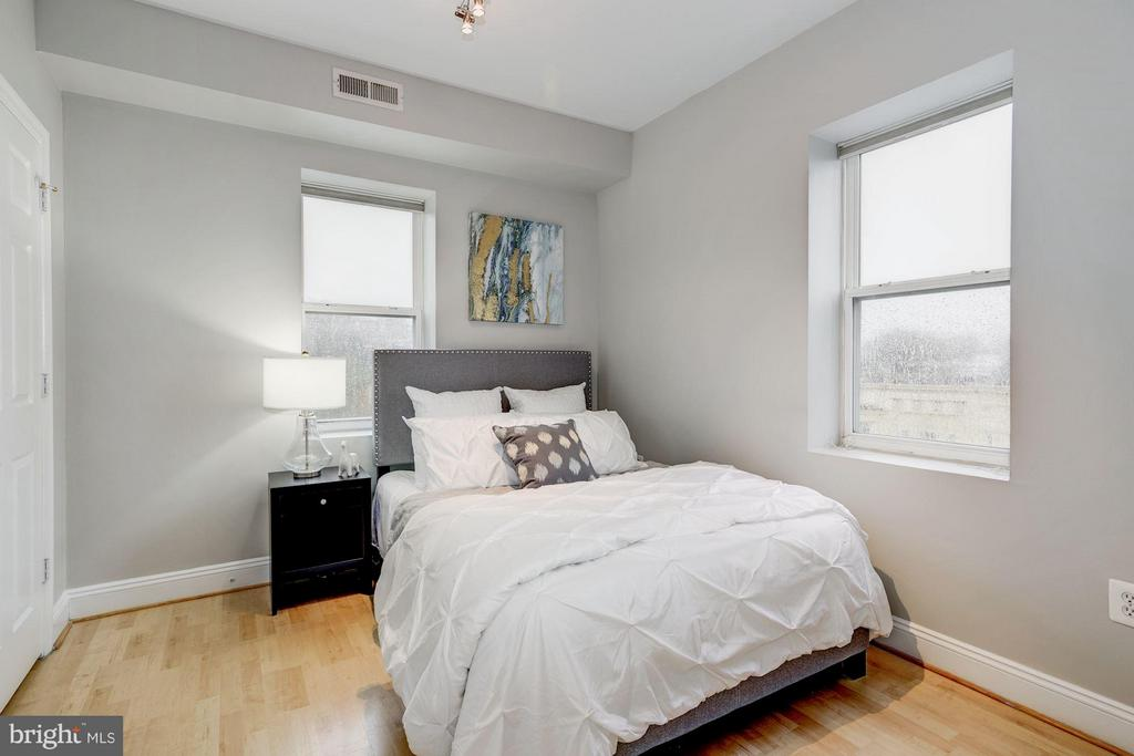 2nd Bedroom - 330 RHODE ISLAND AVE NE #307, WASHINGTON