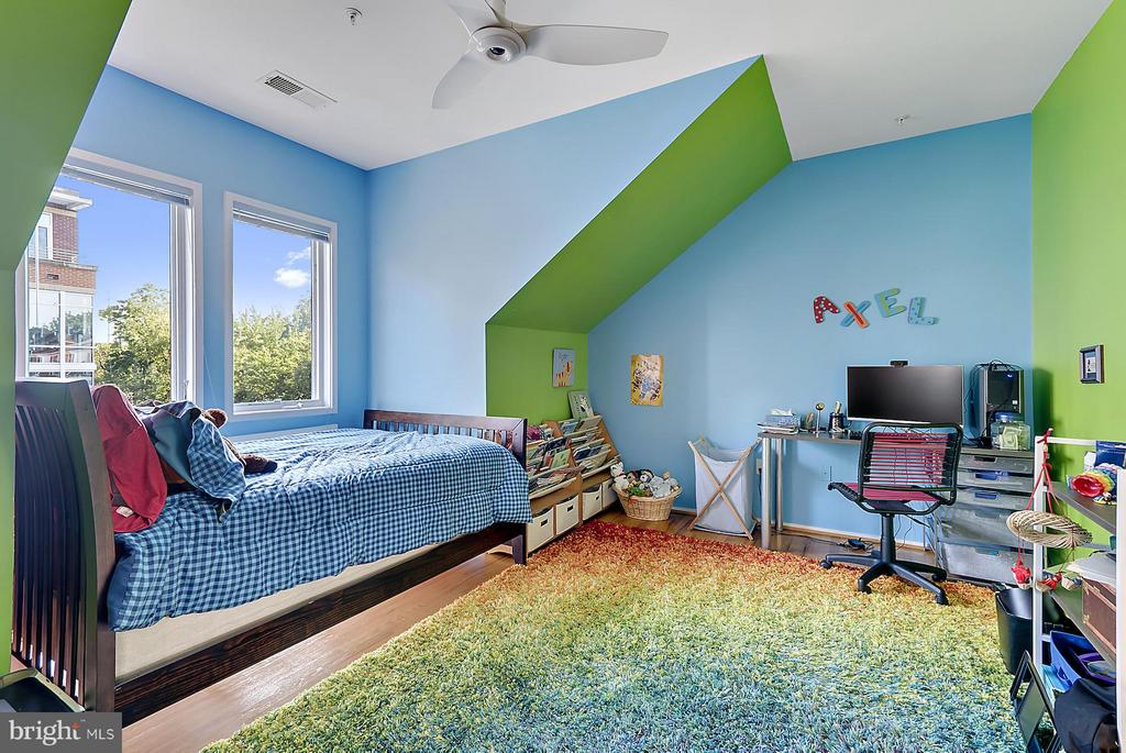 Bedroom - 2028 WESTMORELAND ST N, ARLINGTON