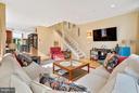 Family Room - 2028 WESTMORELAND ST N, ARLINGTON