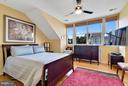 Bedroom (Master) - 2028 WESTMORELAND ST N, ARLINGTON