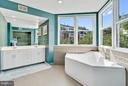Bath (Master) - 2028 WESTMORELAND ST N, ARLINGTON