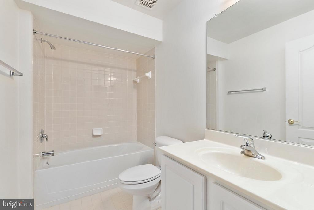 3rd Full Bathroom on Lower Level - 43 LEGEND DR, FREDERICKSBURG