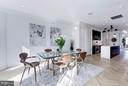 Main Level - Dining Room - 1309 R ST NW #2, WASHINGTON