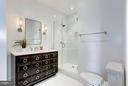 Main Level - Dual Entry Bath - 1309 R ST NW #2, WASHINGTON
