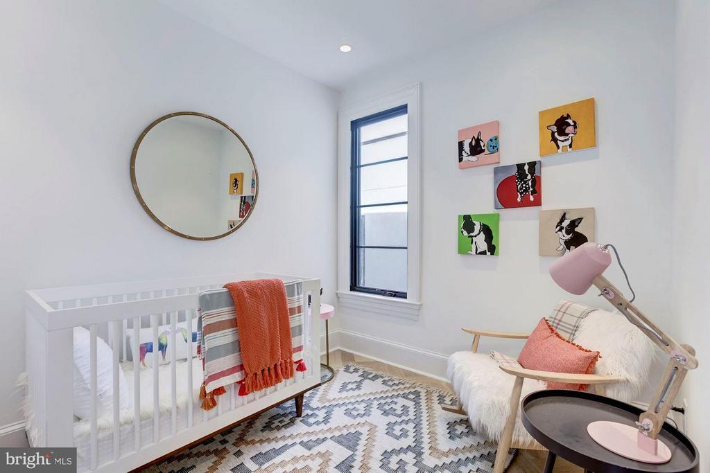 Main Level - Bedroom #3 - 1309 R ST NW #2, WASHINGTON