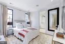 Main Level - Master Bedroom - 1309 R ST NW #2, WASHINGTON