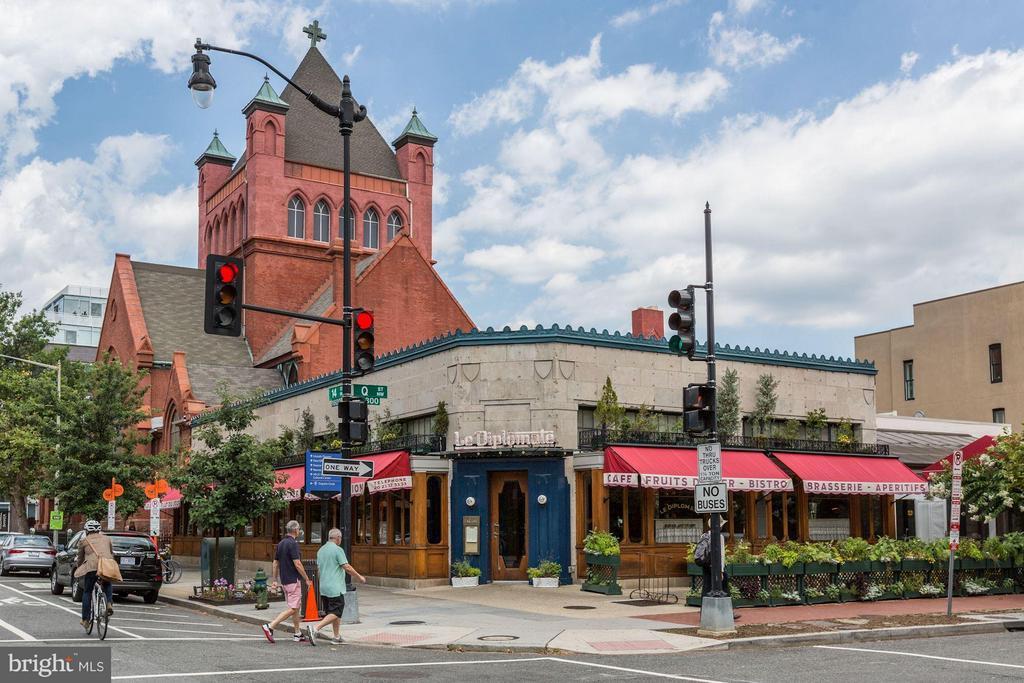 Neighborhood - Logan Circle - 1309 R ST NW #2, WASHINGTON