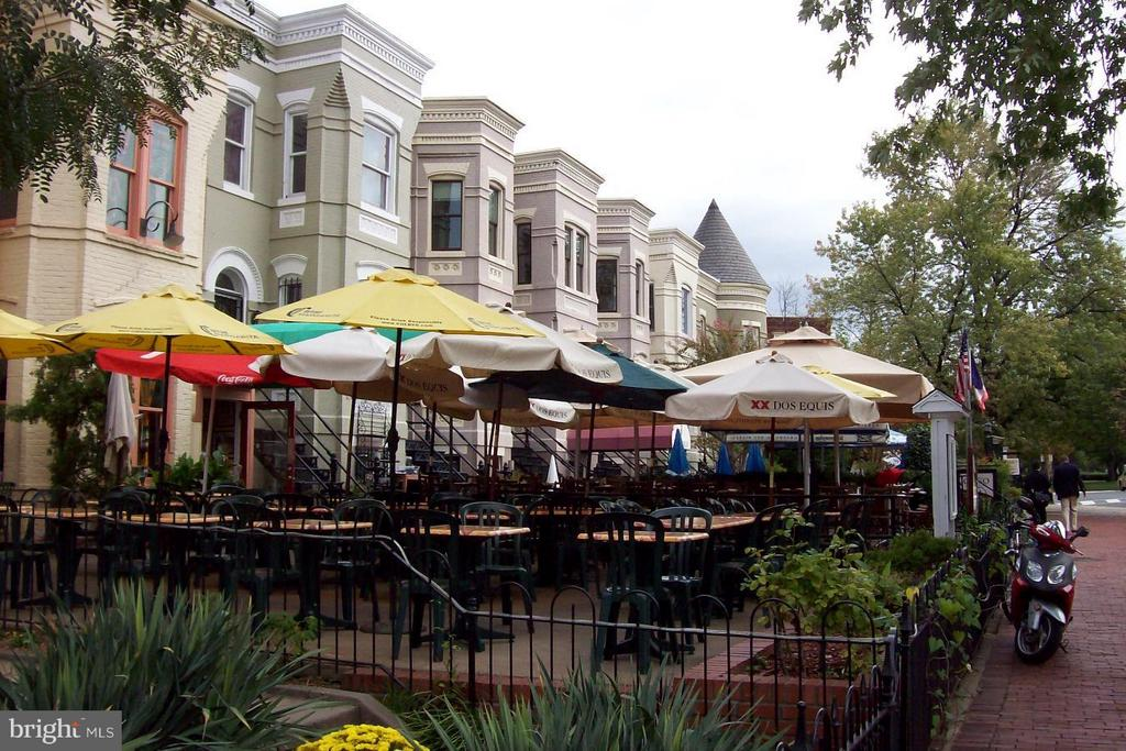 Massachusetts Avenue's Popular Restaurant Row - 710 MARYLAND AVE NE, WASHINGTON