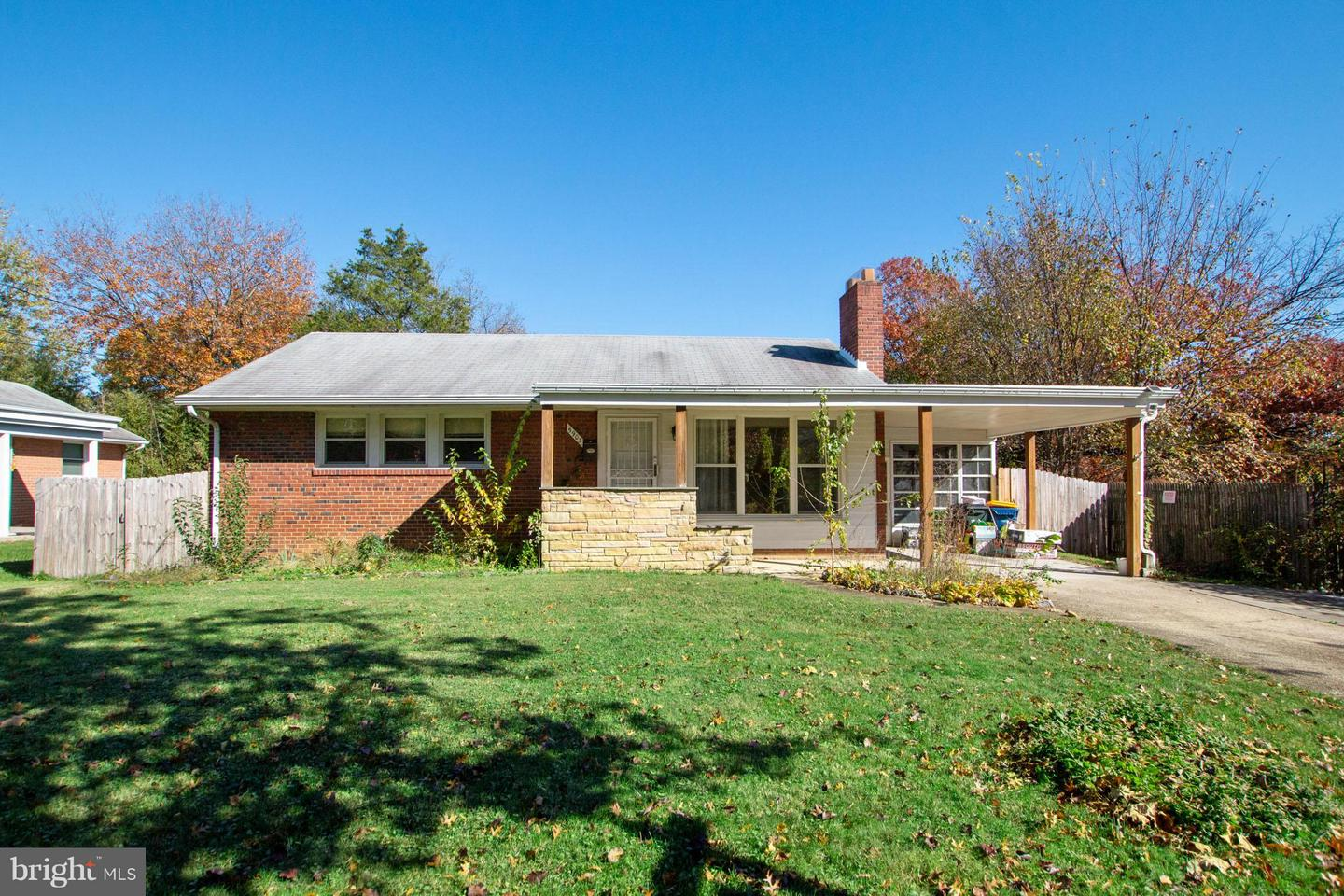 Single Family for Sale at 5903 84th Ave New Carrollton, Maryland 20784 United States