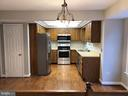 Kitchen with New Stainless Steel Appliances - 9 BURNS RD, STAFFORD