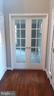 Living Room with French Doors - 9 BURNS RD, STAFFORD