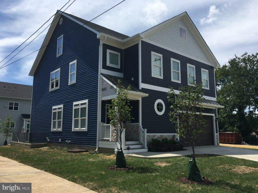 NEW home here? Pricing from M&T Home Builders. - 3821 MODE ST, FAIRFAX