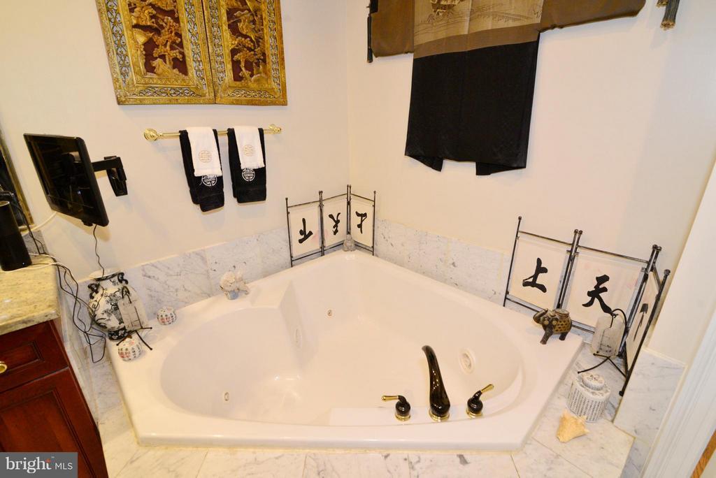 Master Bathroom Jacuzzi Tub - 1412 N MEADE ST, ARLINGTON