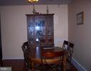 Dining Room - 10220 BALLS FORD RD, MANASSAS