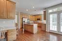 Kitchen - 43301 HILL HEAD PL, LEESBURG