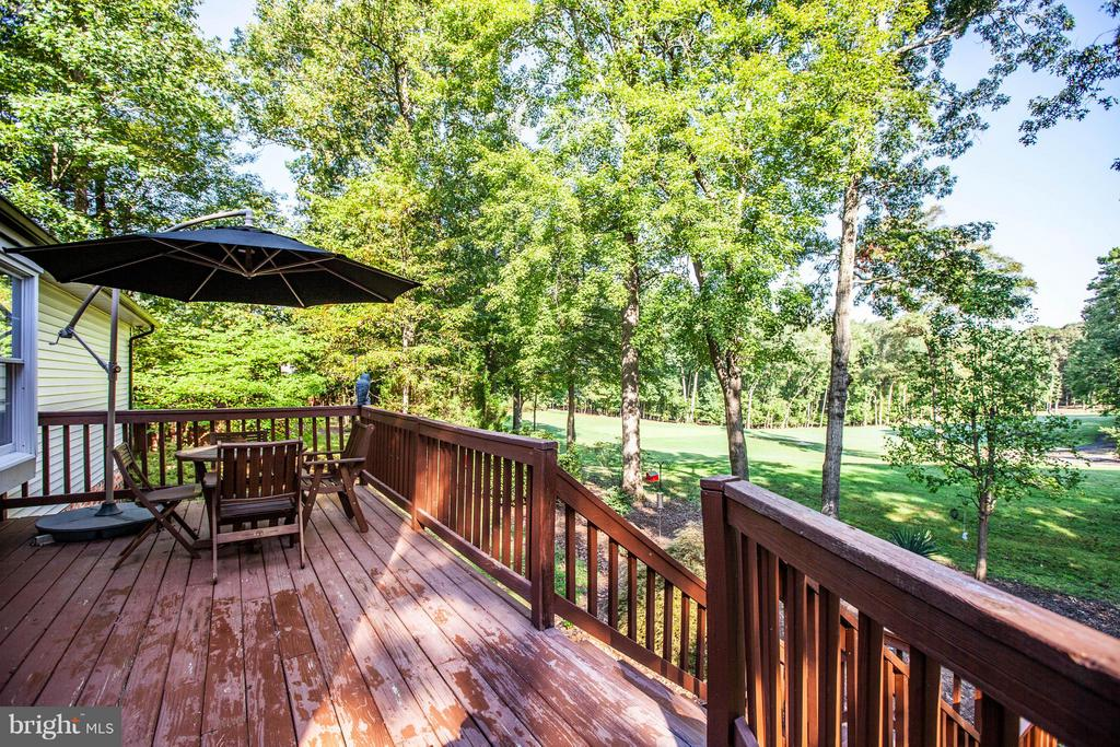 Beautiful views of golf course. - 303 GOLD VALLEY RD, LOCUST GROVE