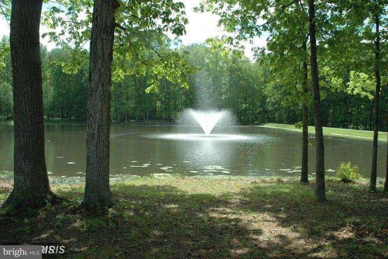 front entrance pond - 117 EDGEHILL DR, LOCUST GROVE